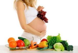 рацион при беременности