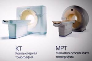 КТ и МРТ