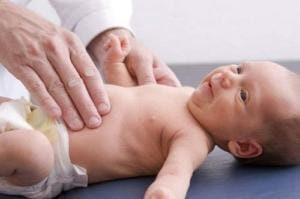 размер почек у младенца