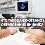 анэхогенная опухоль